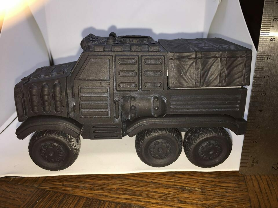 28mm Heroic Scale HAWG 6x6 Support Vehicle
