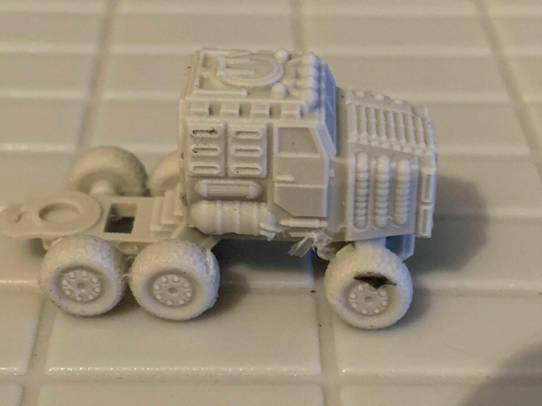 6-8mm Epically Scaled Goliath Cab