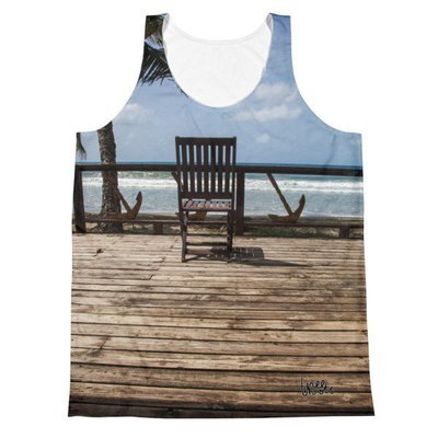 Water Memory Collection – Stay | Unisex Tank