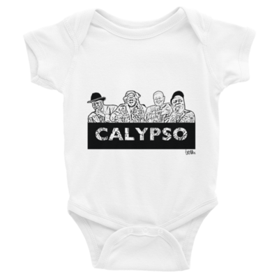 The Calypso Infant Bodysuit by Tree Roots