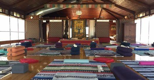 Restorative Yoga Workshop on November 7th