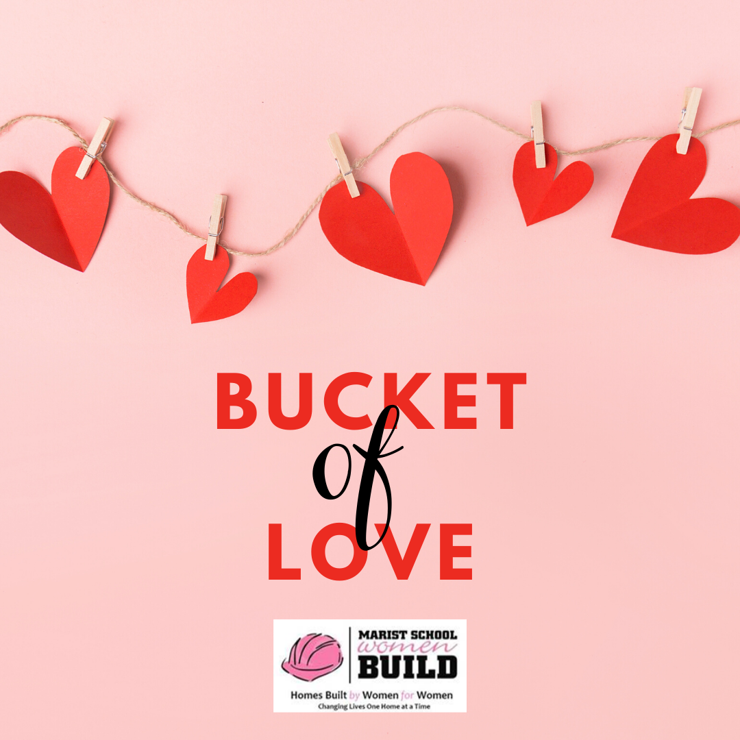 Bucket of Love Donation for MWB 2020