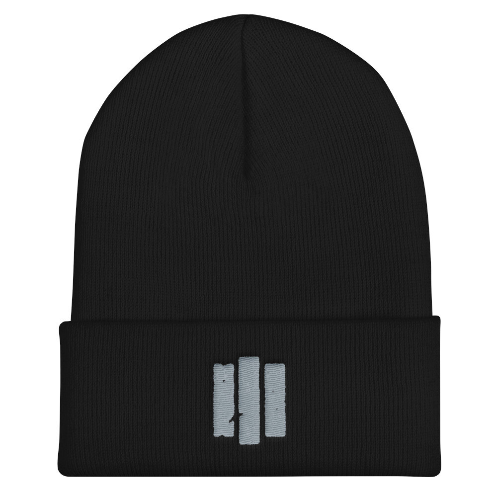 The Middle Way Cuffed Beanie. 3 Colors.