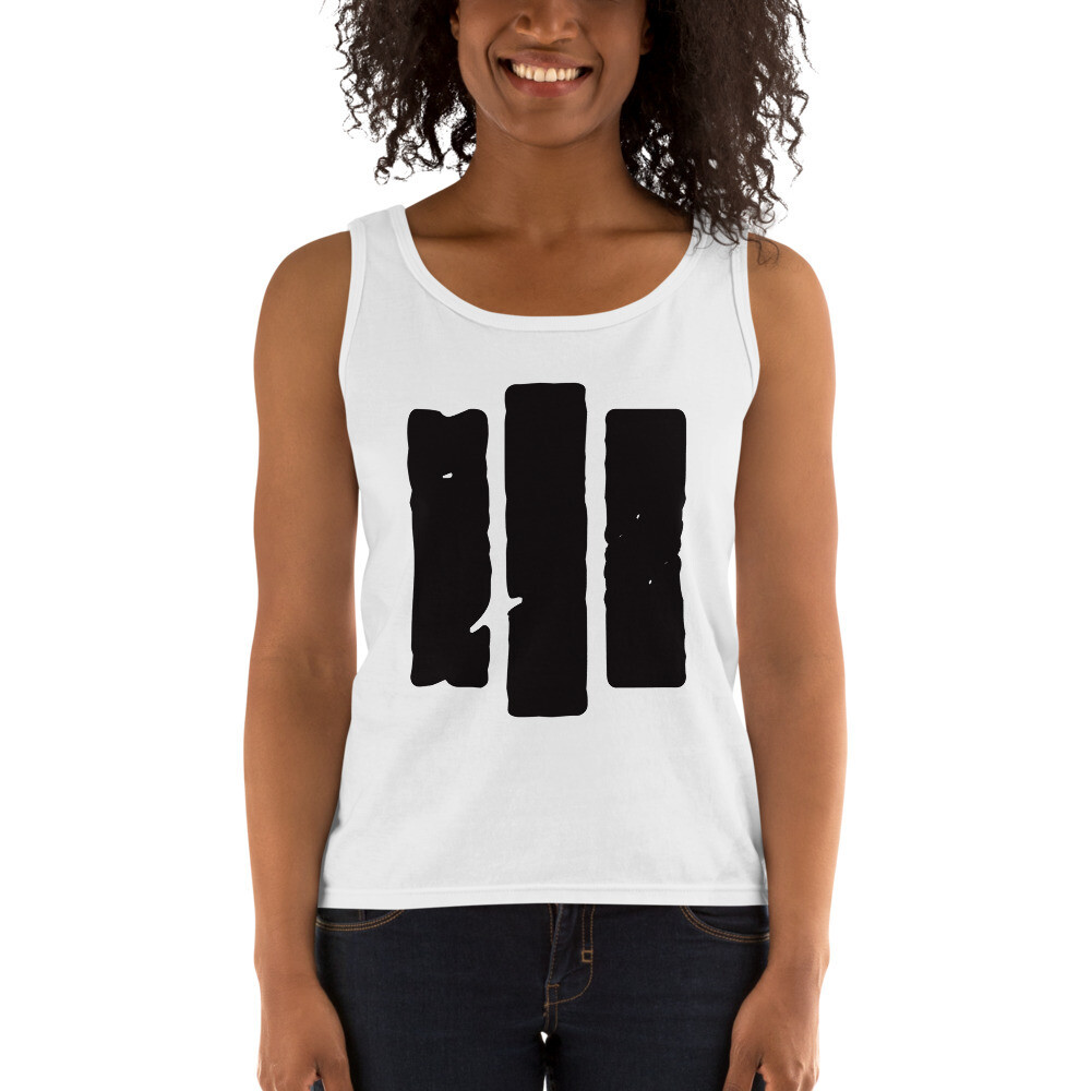 The Middle Way. Women's Tank.