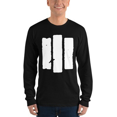 The Middle Way. Unisex Long Sleeve T-shirt