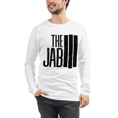 The JAB Black Logo. Men's Long Sleeve T-Shirt. 5 Colors.
