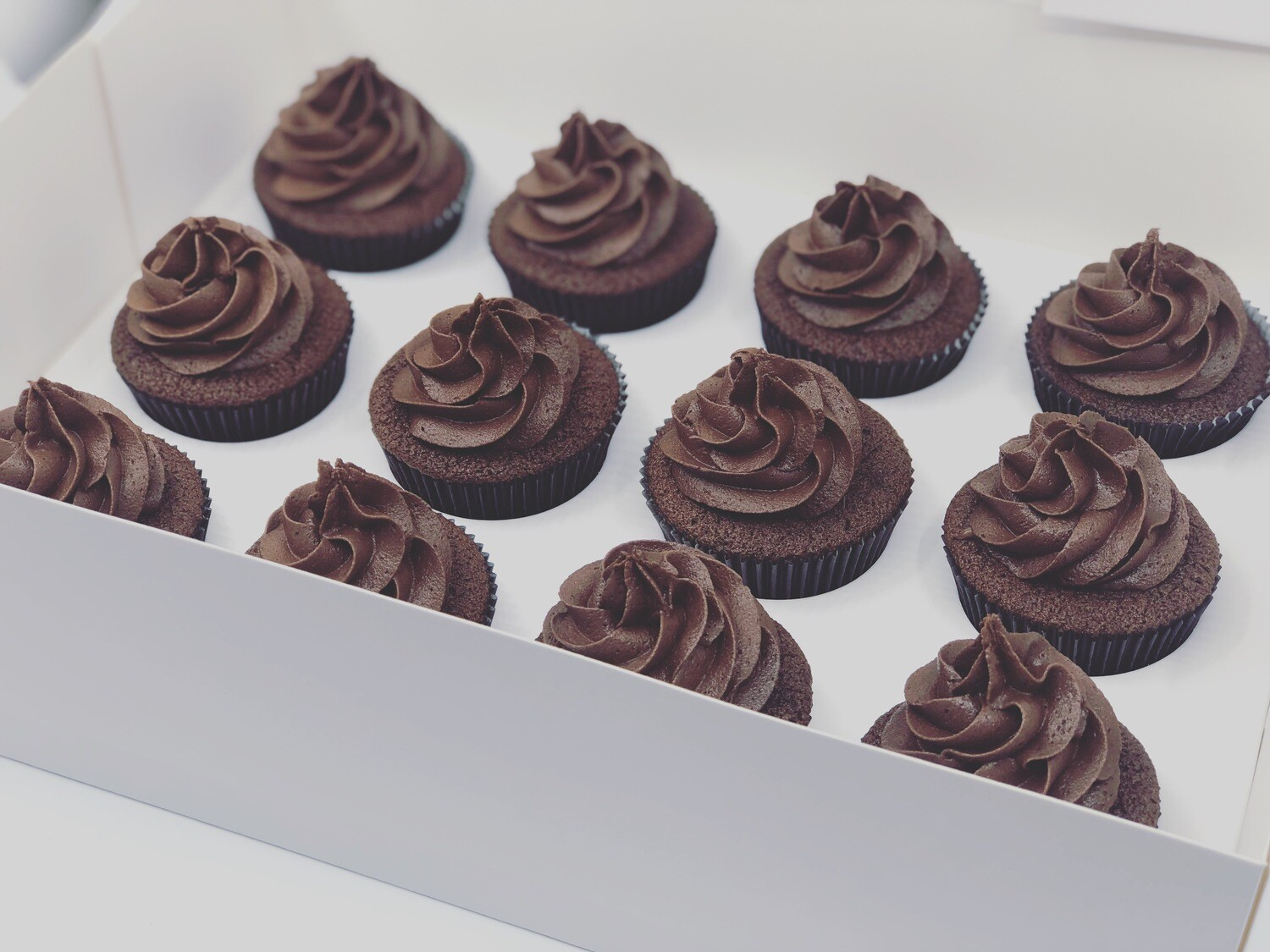 Standard Cupcake Flavour Order