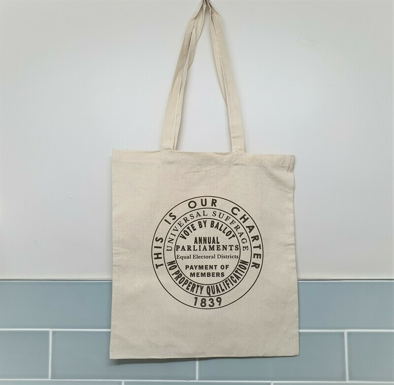 Six Points of the Charter - Tote bag