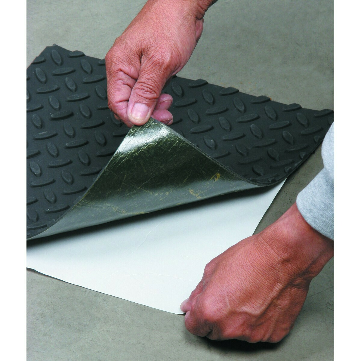 Rubber Diamond Plate Pads