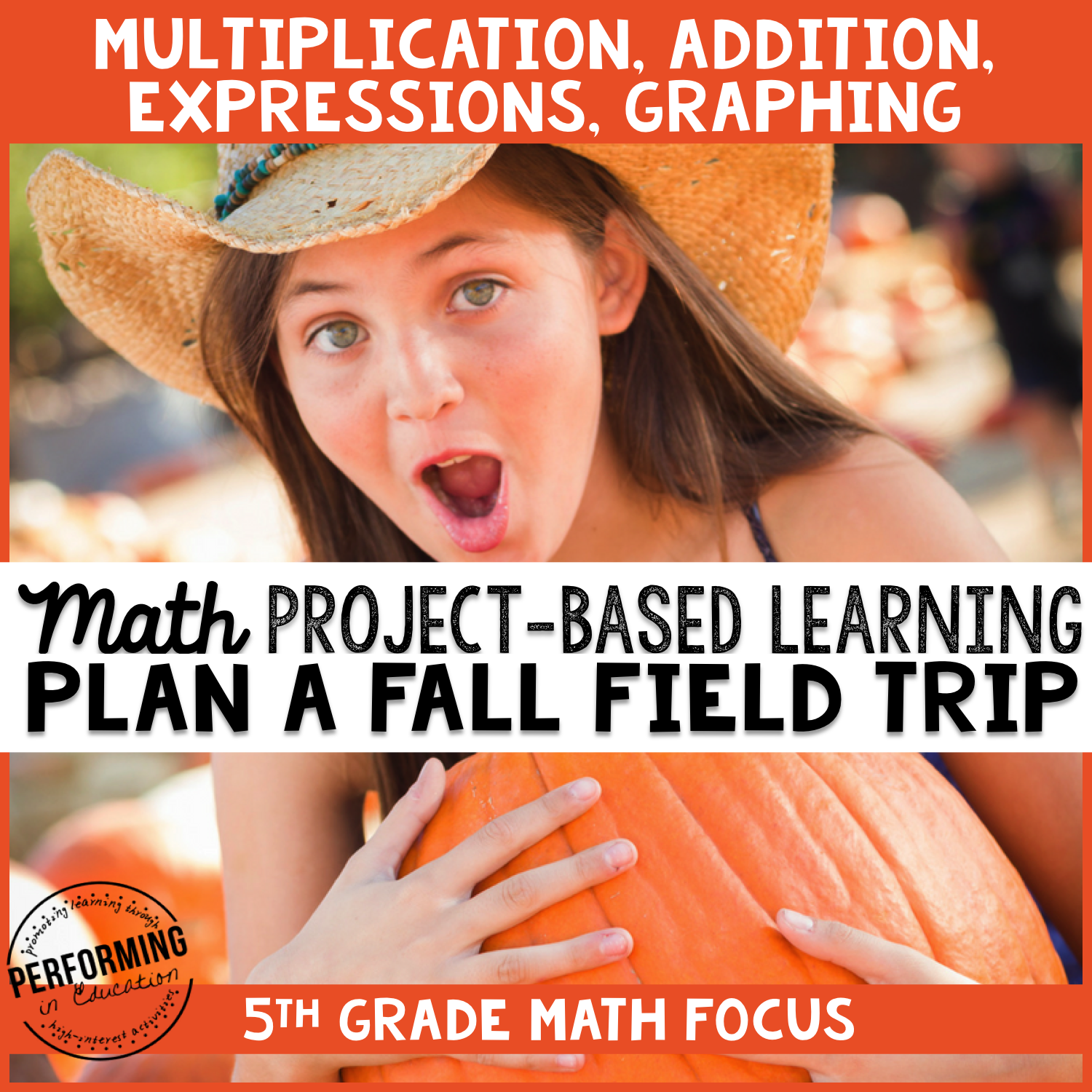5th Grade Project-based Learning: Plan a Fall Field Trip