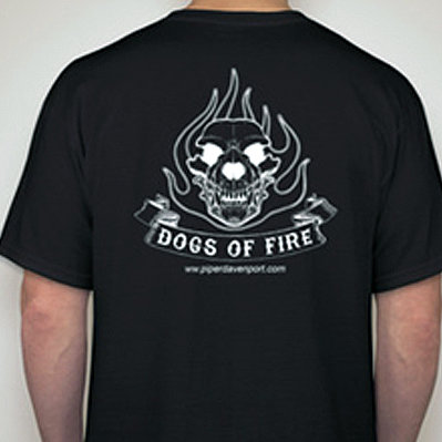 Dogs of Fire Original T-Shirt