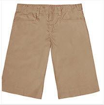 Girls (Jr. sizes)  Bermuda Shorts