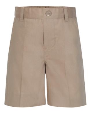 Toddler Flat Front Shorts