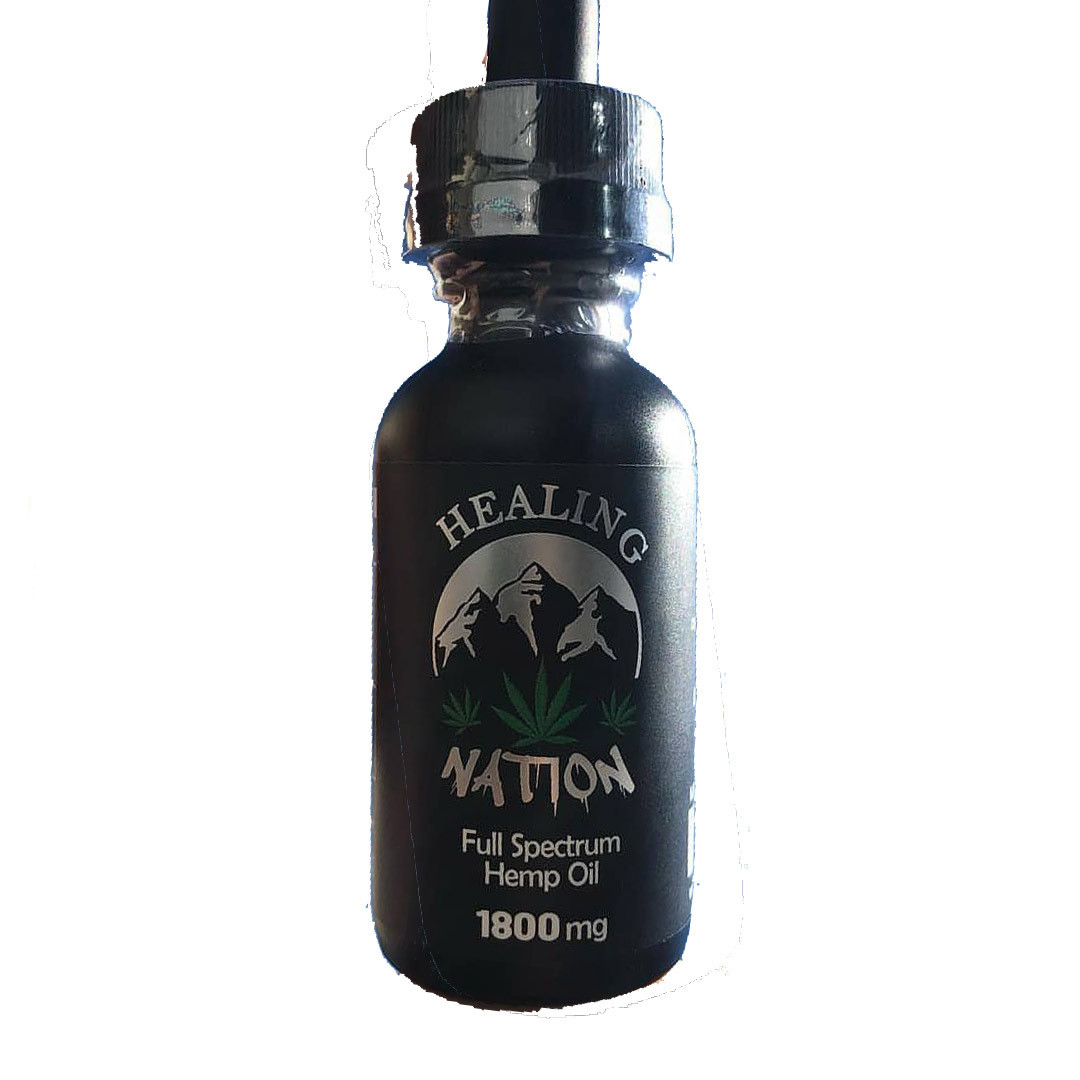 Healing Nation Tinctures