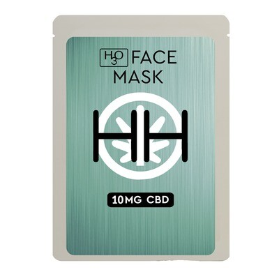H3O 10mg Face Mask