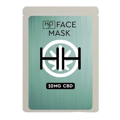 H3O 10mg Face Mask