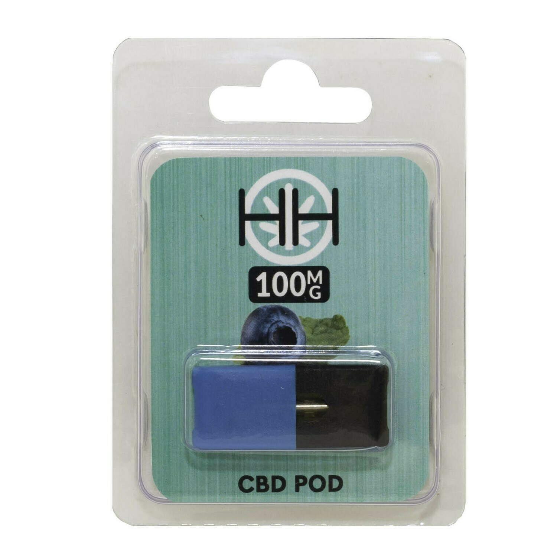 H3O 100mg CBD Pod