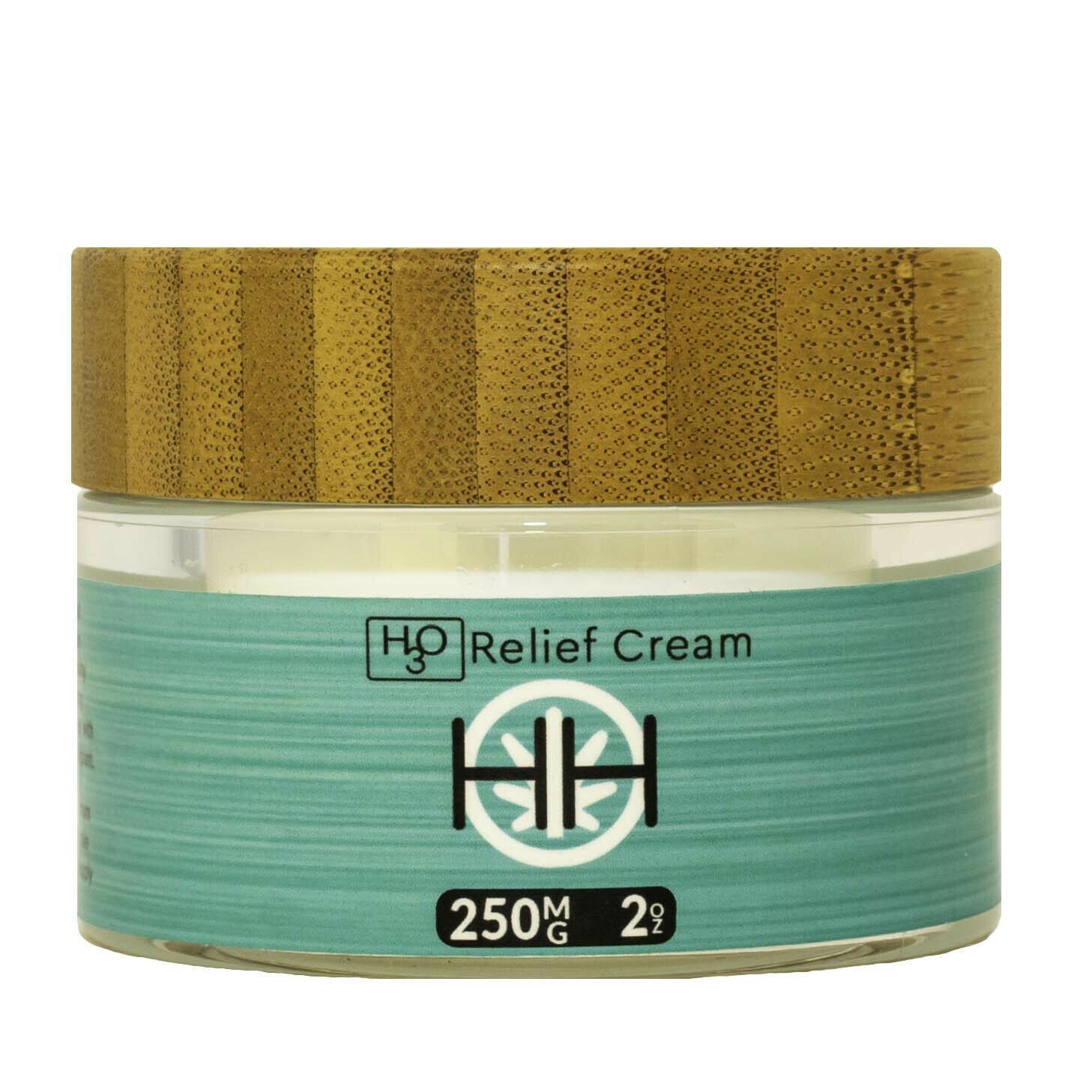 H3O 250mg Relief Cream