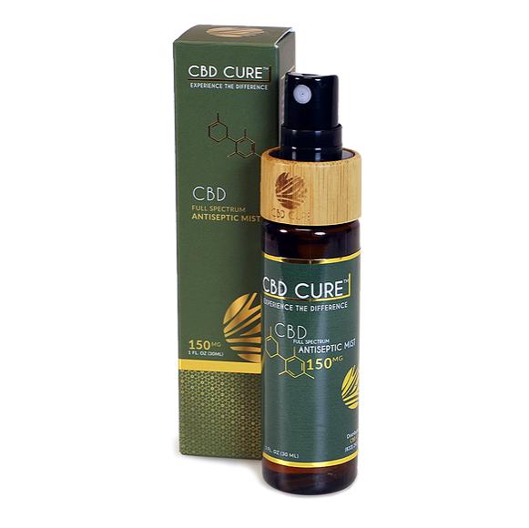 CBD Cure Antiseptic Mist
