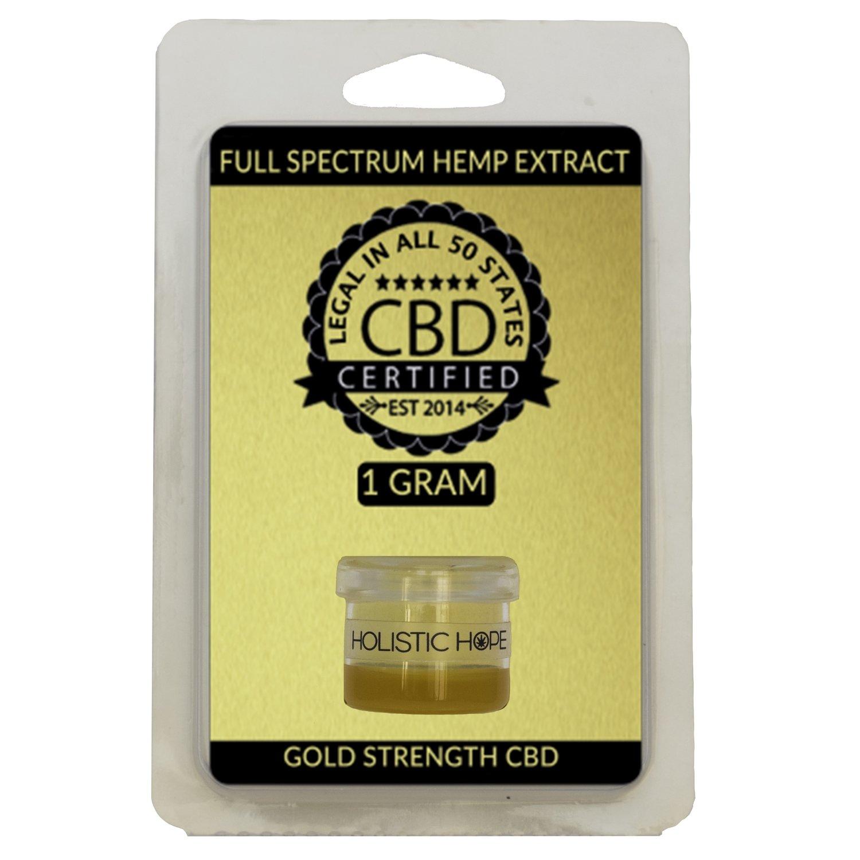 H3O Gold Strength 88.11% CBD
