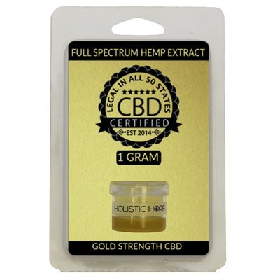 H3O Gold Strength 88.11% CBD