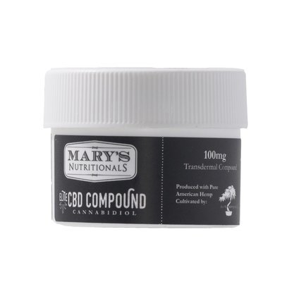 Mary's Elite CBD Compound