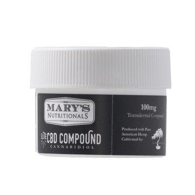 Mary's Elite CBD Compound