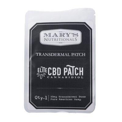 Mary's Elite CBD Patch