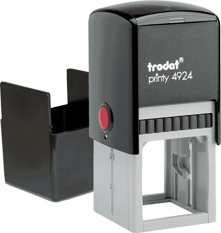 Штамп автоматический Trodat 4924 40х40 мм
