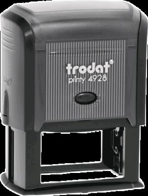 Штамп автоматический Trodat 4928 60х33 мм