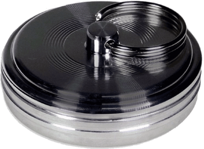 Печать флэш RVMP-B-4034 (d=40 мм) брелок