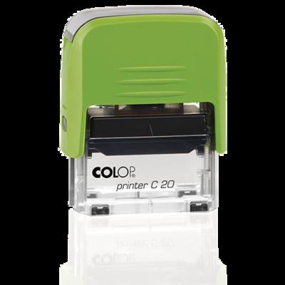 Штамп автоматический Colop 20 printer compact 38х14 мм
