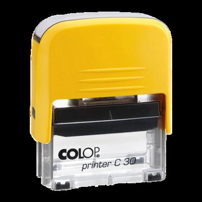 Штамп автоматический Colop 30 printer compact 47х18 мм
