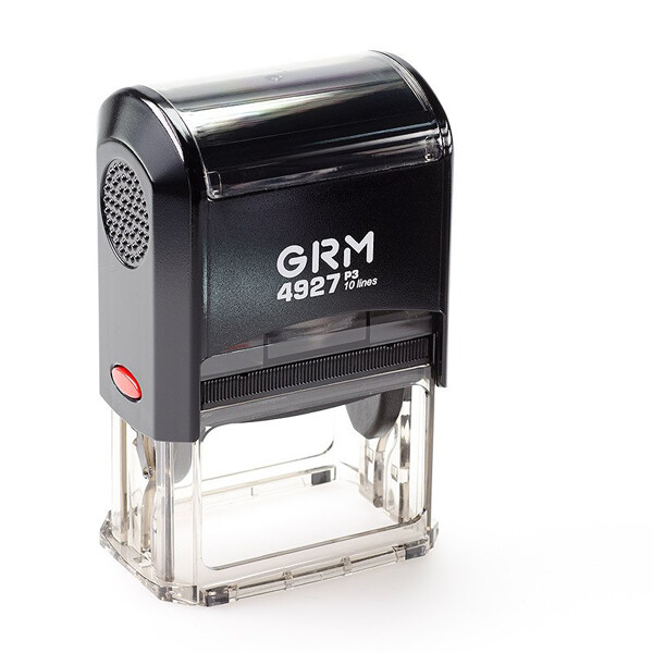 Штамп автоматический GRM 4927 P3 Hummer, 60х40 мм