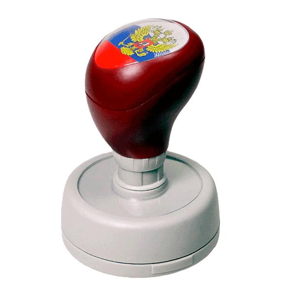 Печать флэш (красконаполненная) DF-47 (d=42 мм)