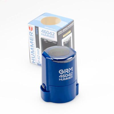 Печать GRМ 46042 Hummer ABS, 42 мм, синий