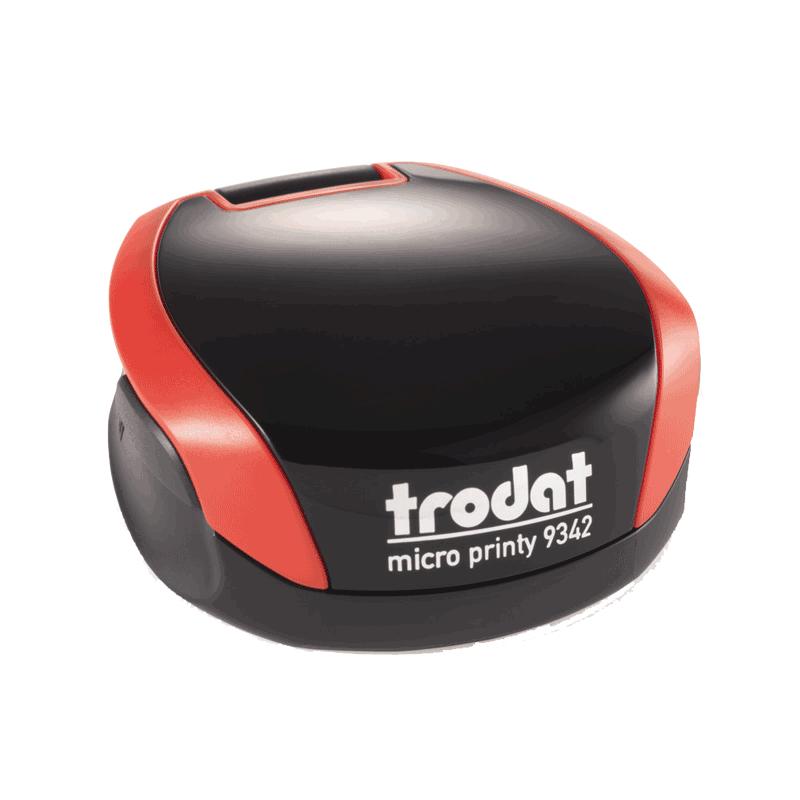 Печать карманная Trodat micro Printy 9342, 42 мм