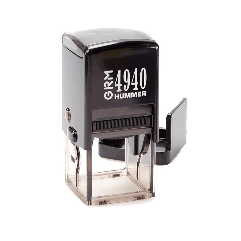 Штамп автоматический GRМ 4940 Hummer, 41х41 мм