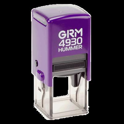 Штамп автоматический GRМ 4930 Hummer, 31х31 мм