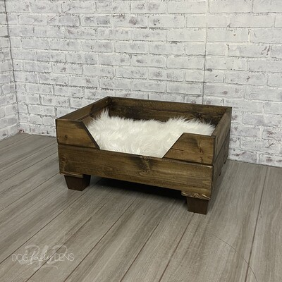 Rustic Dog Loungers