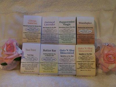 Organic Soaps