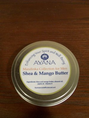 Shea & Mango Butter Tin 4oz