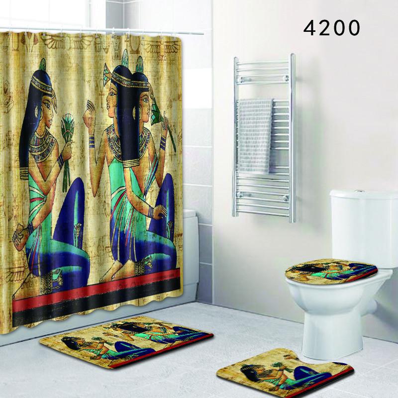 Divine Feminine 4-Piece Bath Set
