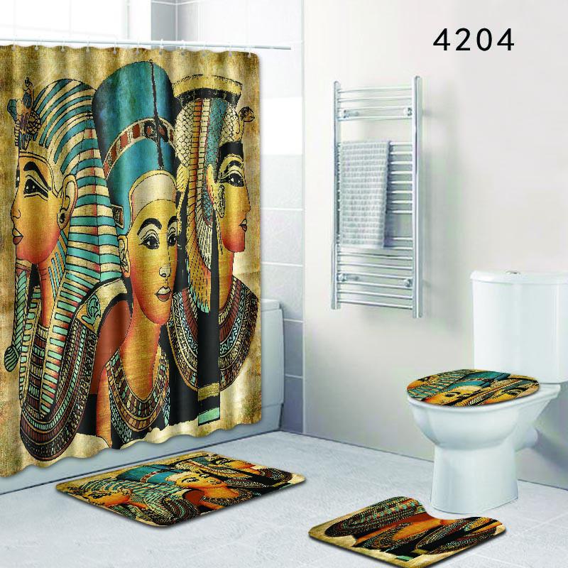 Onyx Royalty 4-Piece Bath Set