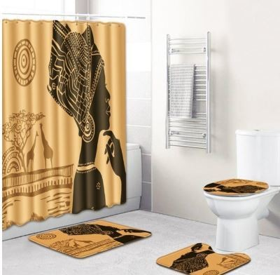 4-piece Bathroom Set (Silent Thought)