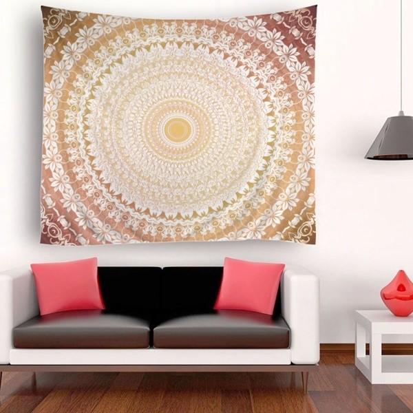 Big Circle Tapestry