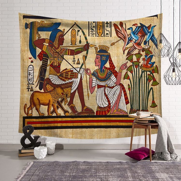 Egyptian Tapestry (Design #16)