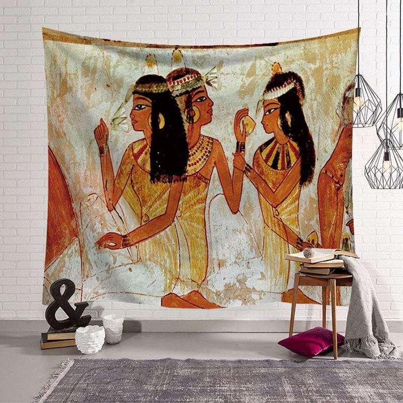 Egyptian Tapestry (Design #12)