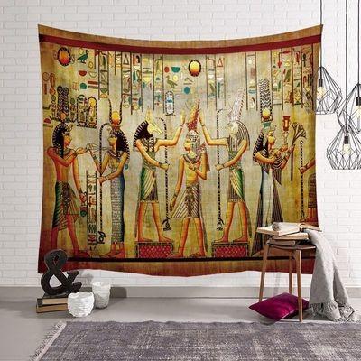Egyptian Tapestry (Design #8)