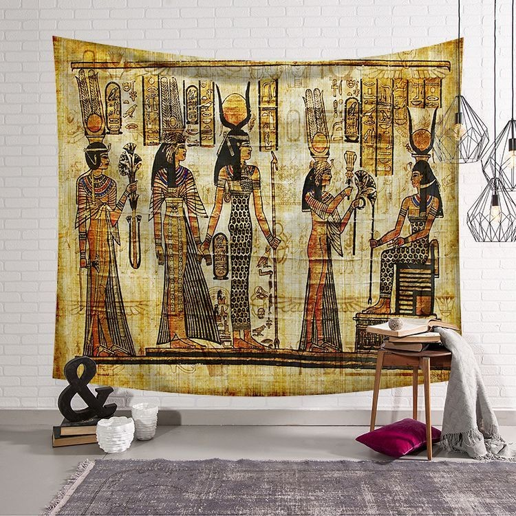 Egyptian Tapestry (Design #10)